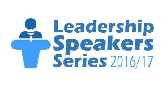 Speakers Series Kick Off Event