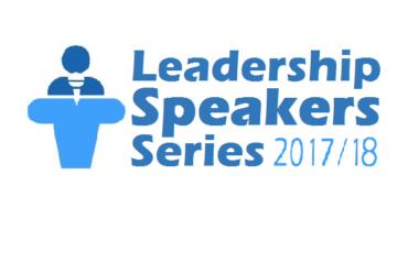 Speakers Series Events