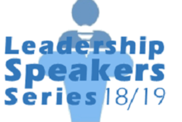 2018-19 Leadership Speakers Series