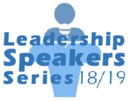 2018-19 Leadership Speakers Series